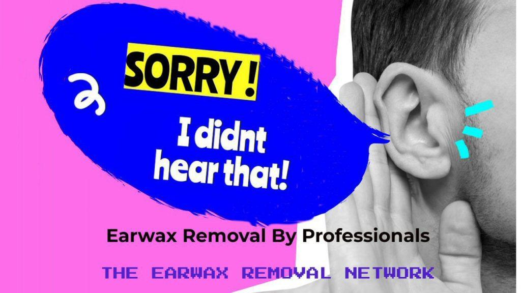 Earwax removal network London